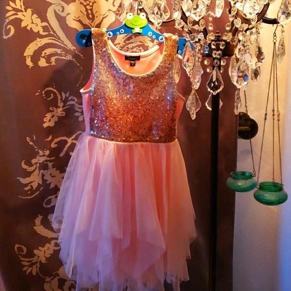 Ballerina Sparkle Dress